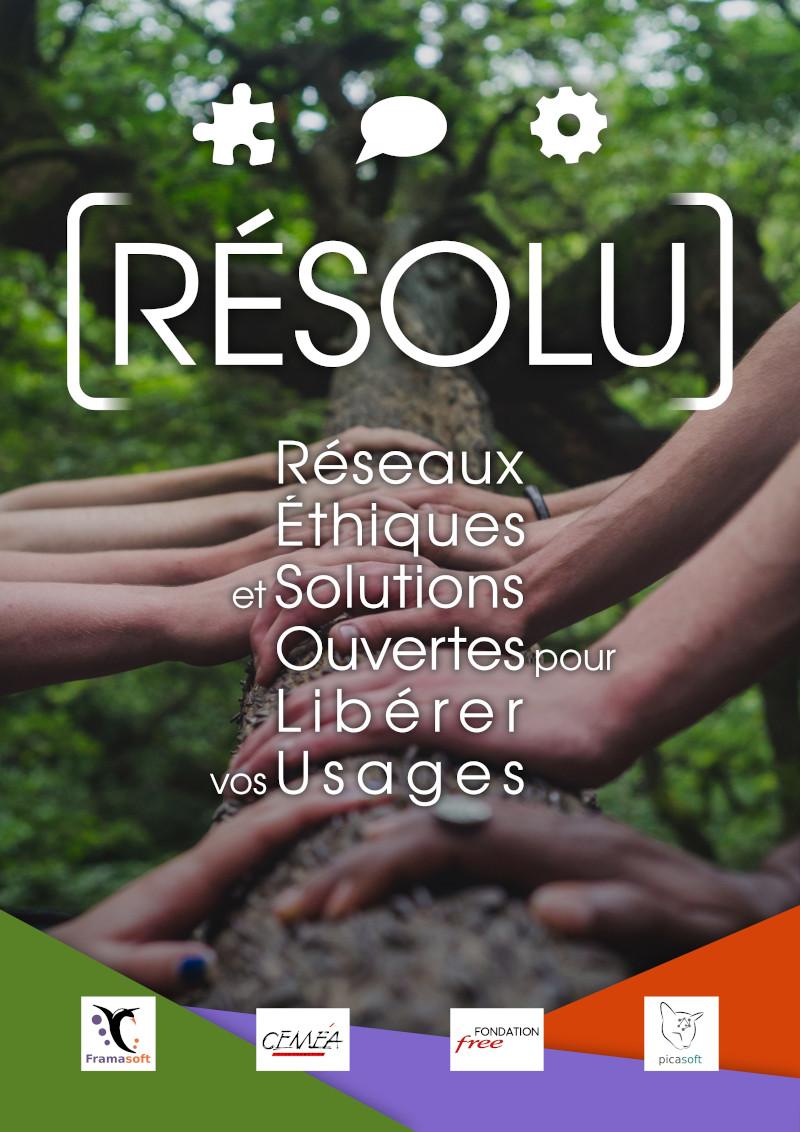 Resolu, Réseaux éthiques et solutions ouvertes pour libérer vos usages- 2020